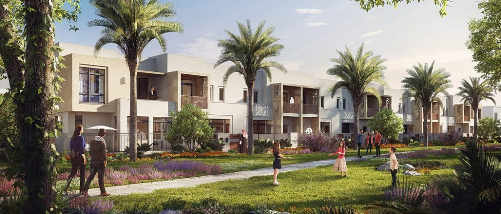 Hayat Boulevard Apartments Dubai external