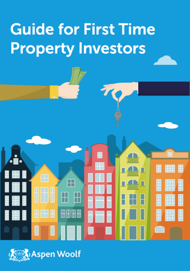 Guide for First Time Property Investors