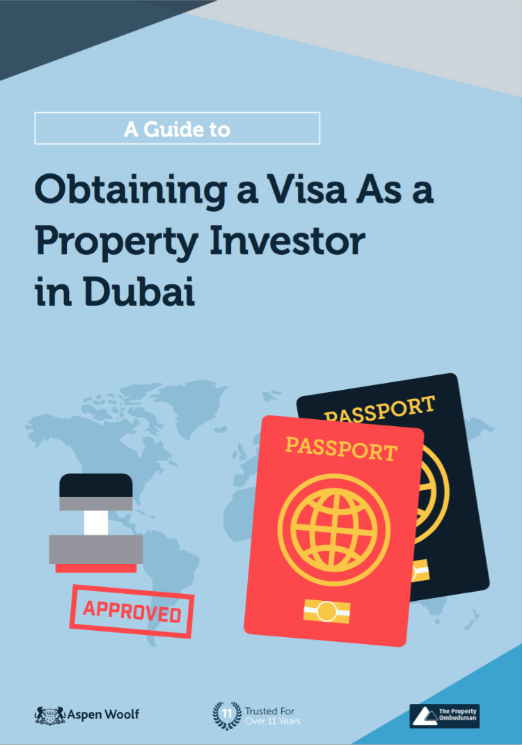 Obtaining a Vias as a Property Investor in Dubai