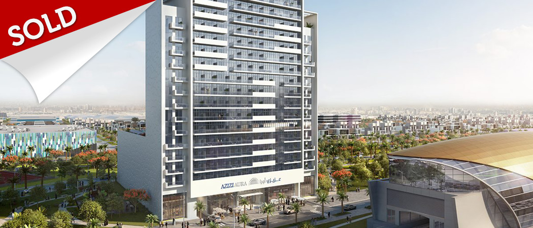 Azizi-Aura-Dubai-sold-external