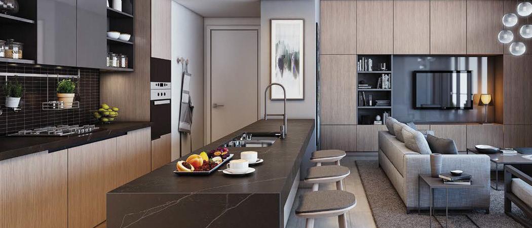 DT1 kitchen, Dubai, UAE