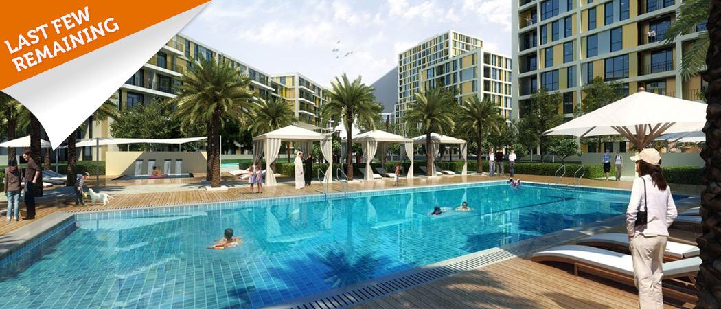 Midtown-Dubai-sold-pool