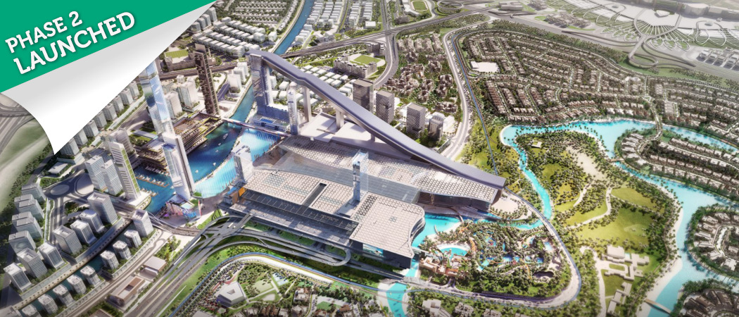 Azizi-Riviera-Dubai-phase2-meydan-one