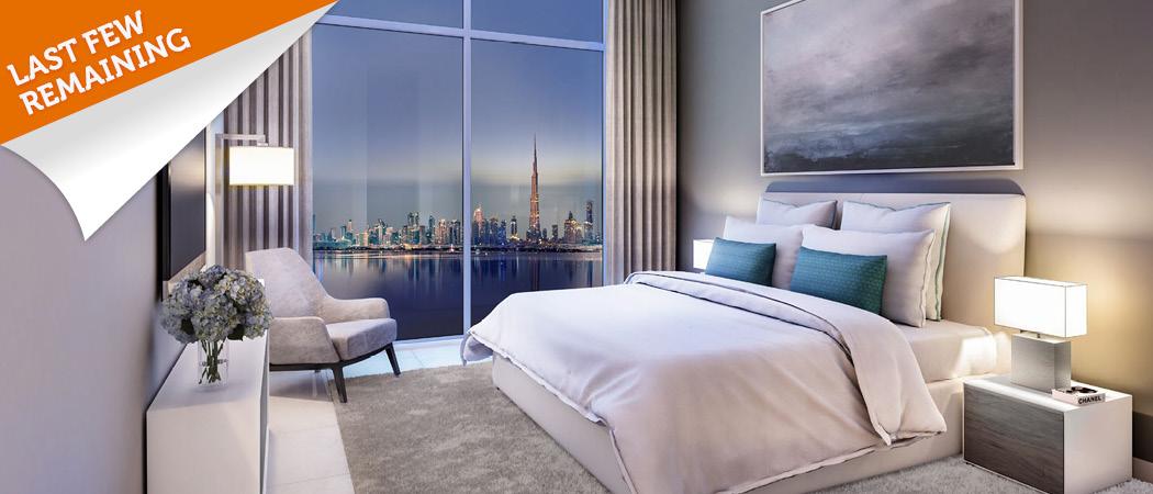 The-Cove-Dubai-last-few-remaining-bedroom