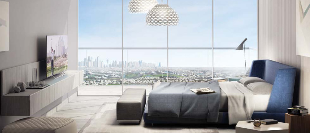 Bloom-Towers-Dubai-bedroom